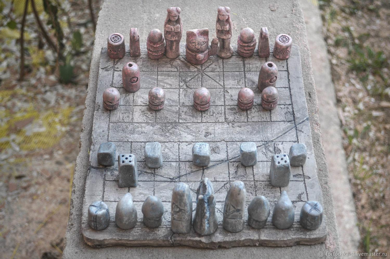 Сянци, Древние игры, Настольные игры, Старинные игры, Японская игра, Китайская игра, Шахматы, Необычные шахматы, Авторская работа, Кот, Китайский кот, Китай, Япония