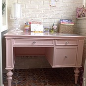 Для дома и интерьера handmade. Livemaster - original item 9. Desk. Handmade.
