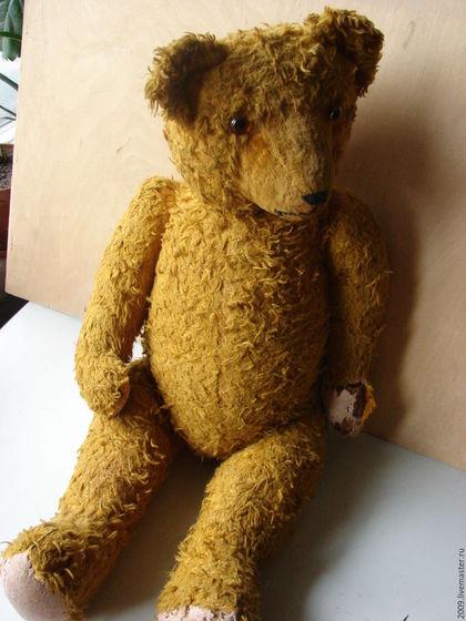 Куклы и игрушки ручной работы. Ярмарка Мастеров - ручная работа. Купить Выкройка антикварного немецкого медведя начало 19 века. Handmade.