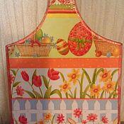 Для дома и интерьера ручной работы. Ярмарка Мастеров - ручная работа мини досочка Пасха. Handmade.