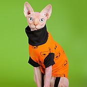 Для домашних животных, ручной работы. Ярмарка Мастеров - ручная работа Кошка в кошках. Handmade.