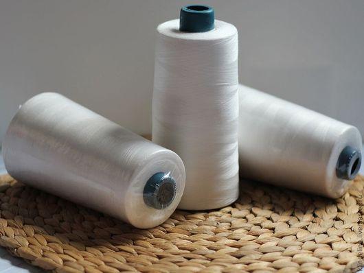 Вышивка ручной работы. Ярмарка Мастеров - ручная работа. Купить Нижняя нить для машинной вышивки. Handmade. Нижняя нить