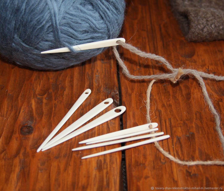 Иглы для вязания в технике Осло Стич, Инструменты для вязания, Подольск,  Фото №1