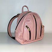 Сумки и аксессуары handmade. Livemaster - original item Backpack leather 110. Handmade.