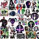 Stickers Decals Suicide Squad the suicide squad, the Joker DC. Sticker. HappyFingers Movie store (happyfingers). My Livemaster. Фото №4