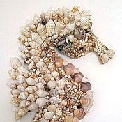 Картины и панно ручной работы. Ярмарка Мастеров - ручная работа Морской конек. Handmade.