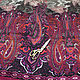 """Шитье ручной работы. Шелк с кашемиром плательно-блузочный купонный """"Яркий восточный"""". ИТАЛЬЯНСКИЕ ТКАНИ. ОЛЬГА и МАРИНА (memento-moda). Ярмарка Мастеров."""