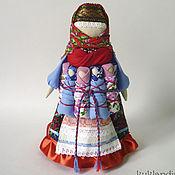 Куклы и игрушки ручной работы. Ярмарка Мастеров - ручная работа Кукла Плодородие (Московка, Семья). Handmade.