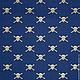 Шитье ручной работы. Американский хлопок  ПИРАТЫ  мелкий рисунок на синем фоне. АМЕРИКАНСКИЙ ХЛОПОК - МОДНЫЕ ВМЕСТЕ. Интернет-магазин Ярмарка Мастеров.