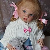 Куклы Reborn ручной работы. Ярмарка Мастеров - ручная работа кукла  реборн Габриэлла. Handmade.