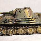 """Техника, роботы, транспорт ручной работы. Ярмарка Мастеров - ручная работа Танк """"Пантера"""" (Sd.Kfz.171 Panther F). Handmade."""