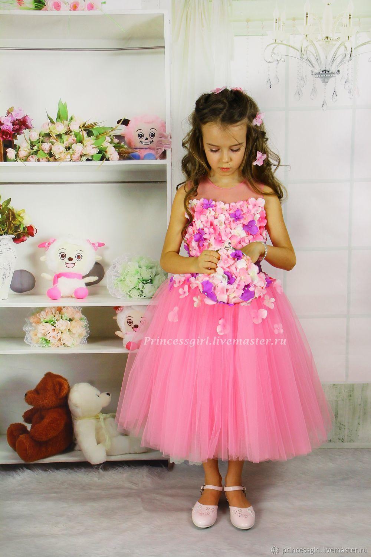 Fancy dress for girls, Dress, Moscow,  Фото №1