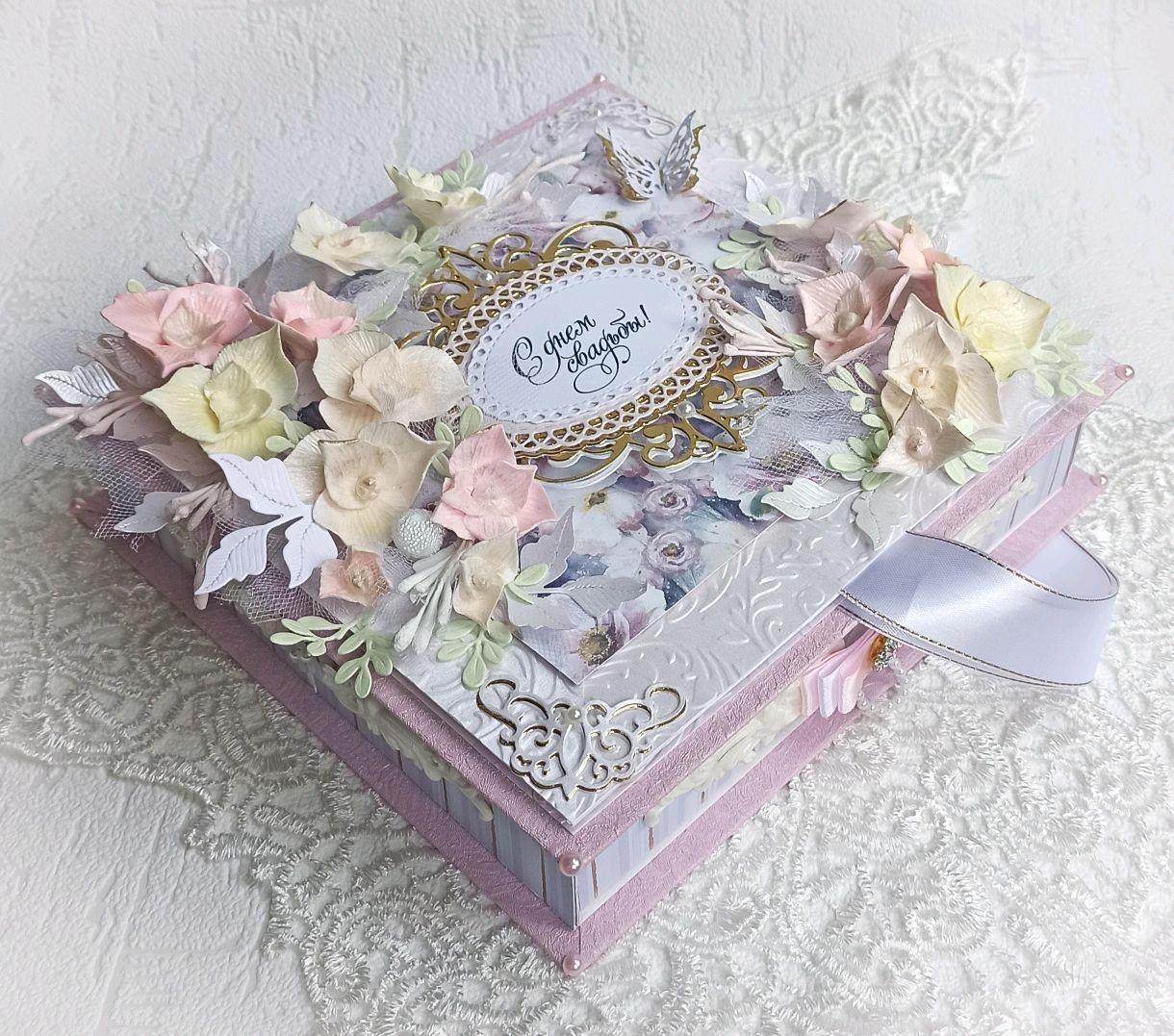 Коробочка для денег на свадьбу, день рождения, юбилей. НА ЗАКАЗ!!!, Подарки, Долгопрудный,  Фото №1