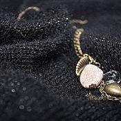 Одежда ручной работы. Ярмарка Мастеров - ручная работа Топ с люрексом. Handmade.
