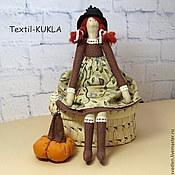 Куклы и игрушки ручной работы. Ярмарка Мастеров - ручная работа Ведьмочка - хэллоуин. Handmade.