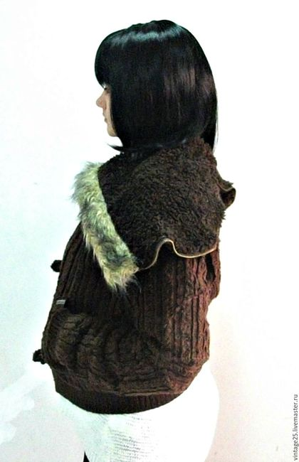 Одежда. Ярмарка Мастеров - ручная работа. Купить Куртка Келвин Кляйн ОРИГИНАЛ. Handmade. Коричневый, куртка оригинал, вельвет