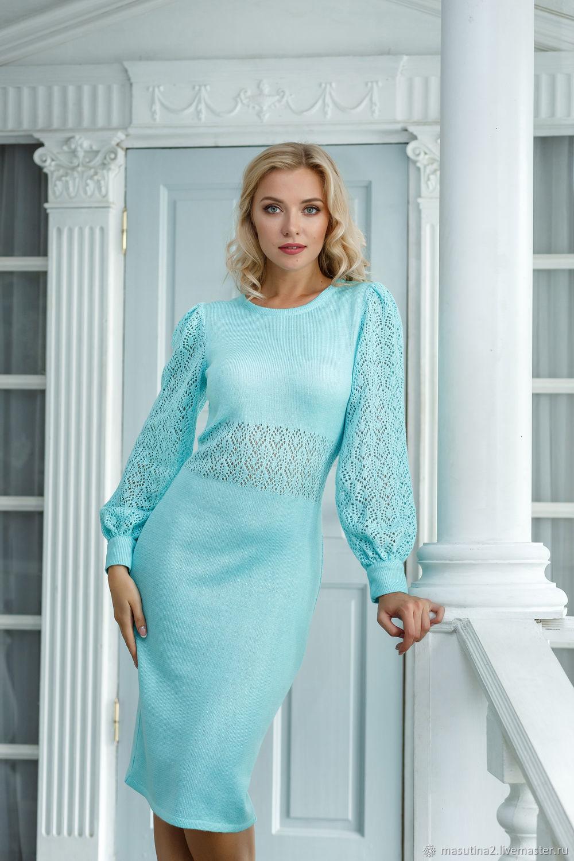 Dress 'Aquamarine', Dresses, St. Petersburg,  Фото №1