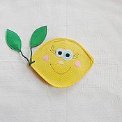 """Куклы и игрушки ручной работы. Ярмарка Мастеров - ручная работа Развивающая игрушка """"Веселый лимончик"""". Handmade."""
