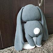 Куклы и игрушки ручной работы. Ярмарка Мастеров - ручная работа Зайка Шнуфель. Handmade.