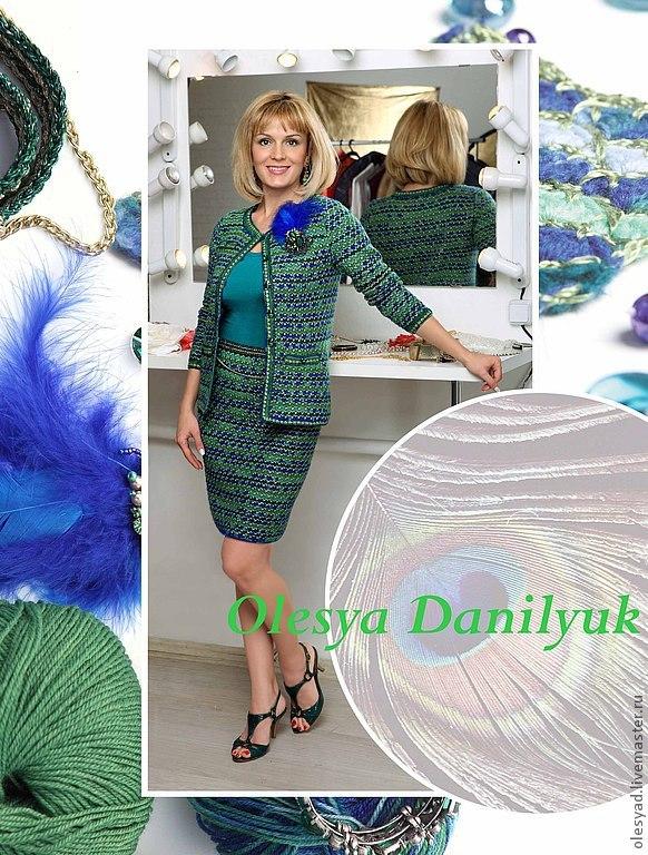 Олеся Данилюк (Olesya Костюмы ручной работы. Заказать Костюм