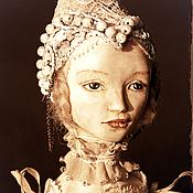"""Куклы и игрушки ручной работы. Ярмарка Мастеров - ручная работа Кукла-светильник """"Волшебница"""". Handmade."""