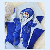 """Комплект для выписки ручной работы. Ярмарка Мастеров - ручная работа Комплект на выписку """"Принц в сине-голубом"""". Handmade."""
