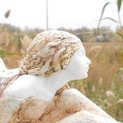"""Для дома и интерьера ручной работы. Ярмарка Мастеров - ручная работа Скульптурная композиция """"Ангел и осень"""". Handmade."""