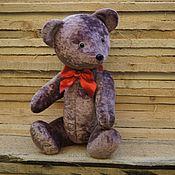 Куклы и игрушки ручной работы. Ярмарка Мастеров - ручная работа Реплика мишки 80-х годов.. Handmade.