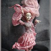 Куклы и игрушки ручной работы. Ярмарка Мастеров - ручная работа Танец Розовых Ветров. Handmade.