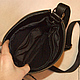 Небольшая мужская сумка. Сумки. SweetNothings. Кожаные сумки.. Ярмарка Мастеров. Фото №4