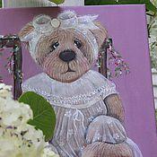 """Картины и панно ручной работы. Ярмарка Мастеров - ручная работа Панно """"Невеста"""". Handmade."""
