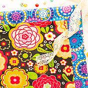 Материалы для творчества ручной работы. Ярмарка Мастеров - ручная работа (№88)Ткань ситец хлопок 100% для тильды, шитья и пэчворка. Handmade.