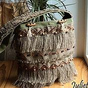 Сумки и аксессуары handmade. Livemaster - original item Handbag (Eco-style, Eco-friendly bag). Handmade.