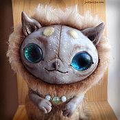 Куклы и игрушки ручной работы. Ярмарка Мастеров - ручная работа ночной дух  из леса - Имп. Handmade.
