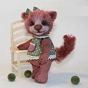Куклы и игрушки ручной работы. Ярмарка Мастеров - ручная работа Кошечка Касся. Handmade.