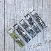 Спицы ручной работы. Ярмарка Мастеров - ручная работа Chiao Goo спицы съемные металл 10 см (укороченные) 6 и 6,5 мм. Handmade.