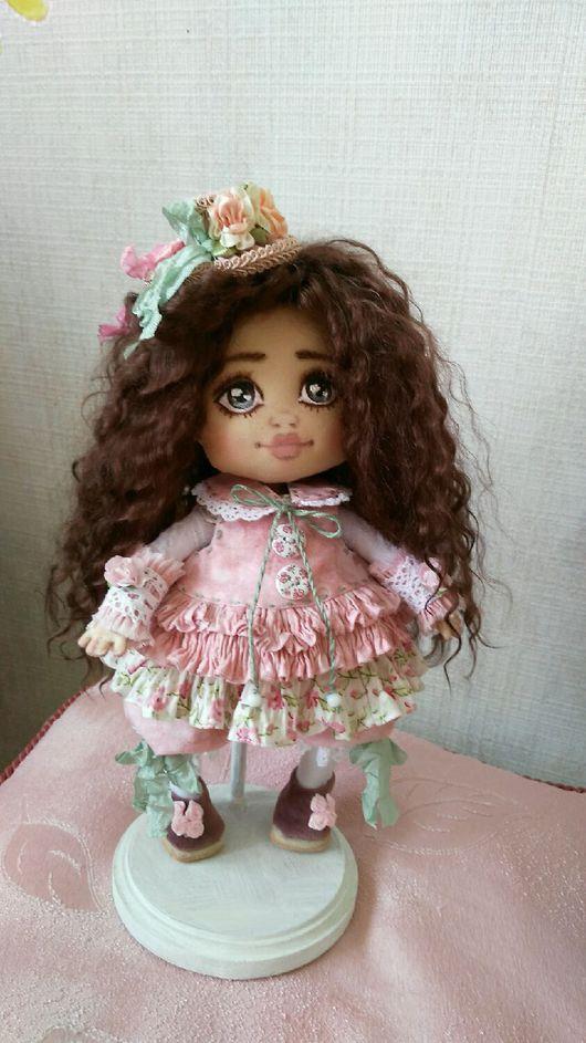 Коллекционные куклы ручной работы. Ярмарка Мастеров - ручная работа. Купить Авторская кукла Рита. Handmade. Подарок, кружево