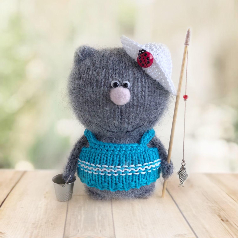 Kitty Rybkin, Stuffed Toys, Moscow,  Фото №1