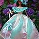 """Одежда для кукол ручной работы. Ярмарка Мастеров - ручная работа. Купить Комплект для Барби """"Дама в саду"""". Handmade. Наряд для куклы"""