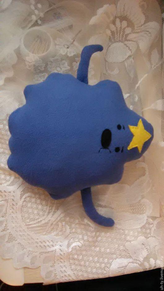 Сказочные персонажи ручной работы. Ярмарка Мастеров - ручная работа. Купить подушка игрушка Принцесса Пупырка. Handmade. Сиреневый, пупырка