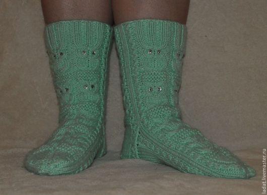 в этих носочках Вам будет очень уютно!