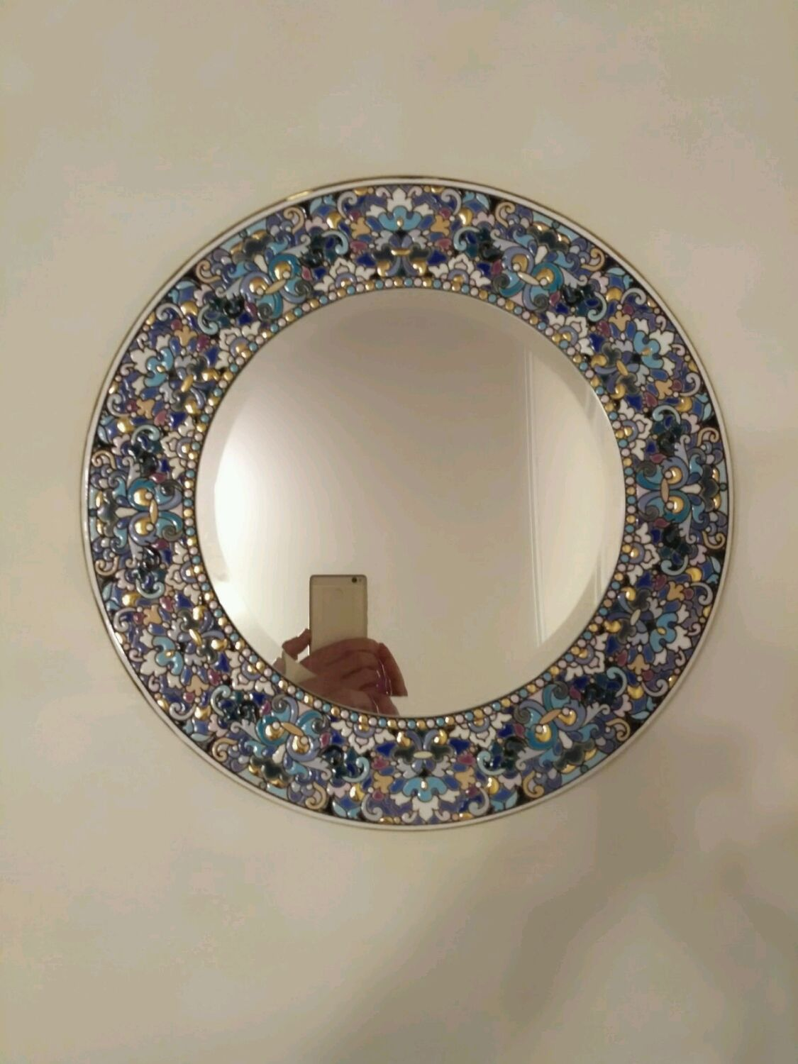 Mirror round, Mirror, Moscow,  Фото №1