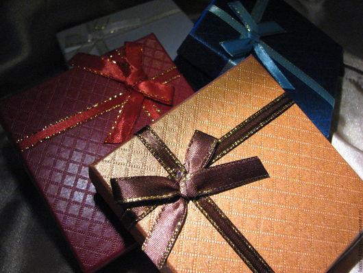 Упаковка ручной работы. Ярмарка Мастеров - ручная работа. Купить Квадратная коробочка 9х9х2,5см коробка крышка дно. Handmade.