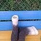 Обувь ручной работы. полуваленки комбинированные. Гулия. Ярмарка Мастеров. Валенки ручной работы