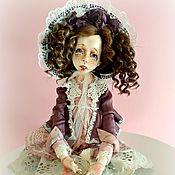 коллекционная кукла Капризная Александра