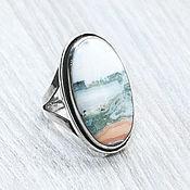 Украшения handmade. Livemaster - original item Agate (ring) (928). Handmade.