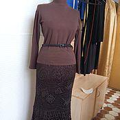 Одежда ручной работы. Ярмарка Мастеров - ручная работа юбка женская. Handmade.