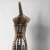 """Дизайн и реклама ручной работы. Ярмарка Мастеров - ручная работа 3d манекен """"Ева"""". Handmade."""