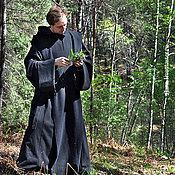 Одежда handmade. Livemaster - original item Costume of a monk (Order of Saint Benedict). Handmade.