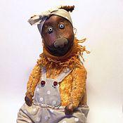 Куклы и игрушки ручной работы. Ярмарка Мастеров - ручная работа Медведица Фани. Handmade.
